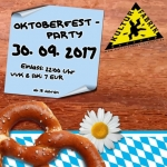 Oktoberfest Party - KuFa Krefeld