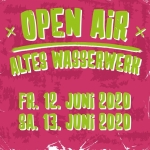 Open Air Altes Wasserwerk