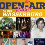 Open-Air-Kultur an der Wasserburg