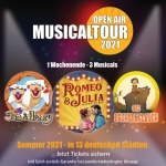 Open Air Musicaltour - Theater Lichtermeer