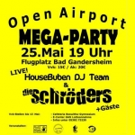 Open Airport Mega Party