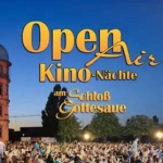 Open Air Kino am Schloss Gottesaue