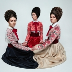 PANIVALKOVA (Ukraine) All female Folk Pop Trio - PANIVALKOVA (Ukraine) All female Folk Pop Trio
