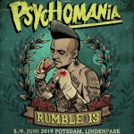 Psychomania Rumble