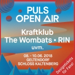PULS Open Air 2018 - WoMo Plakette