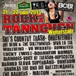 Rock am Tännchen - Ohrenfeindt, Ski's Country Trash u.v.a.