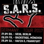 S.A.R.S. Germany Tour 2017 - LIVE in München