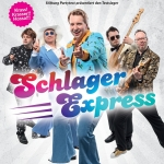 Schlagerexpress - Die Karneval-Party