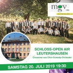 Schloss Open Air Leutershausen