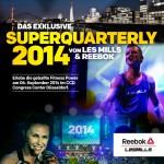 Reebok Les Mills SUPERQUARTERLY 2014