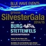 Silvestergala - Burg Stettenfels