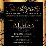 Silvester Party im Almas Event Center Usingen