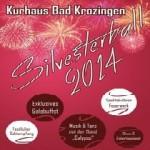 Silvesterball 2014 - Kurhaus Bad Krozingen