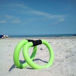 smoveyWorkout am Strand