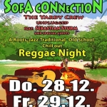 Sofa Connection - A Roots-Jazz-Traditional-Old School-Chill Out- Reggae Night