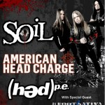 Soil & American Head Charge & (hed)p.e.