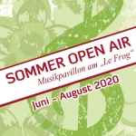 Sommer Open Air am Le Frog - Theater Grüne Zitadelle