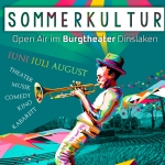 Sommerkultur - Open Air im Burgtheater Dinslaken