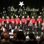 Songs for Christmas - Gospelchöre aus Stapelage