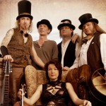 Steampunk Halloween mit Off Limits & Red Scarlett