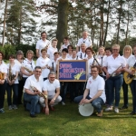 Swing Orchester Stelle