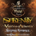 Symphonic Metal Nights - mit Serenity, Dragony + Temperance