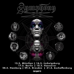 SYMPHONY	X - support: Savage Messiah