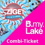 B.my.Lake Festival 2015 (SZIGET Kombi-Ticket)