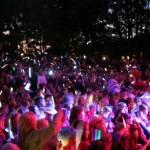 Taschenlampenkonzert - mit der Band Rumpelstil