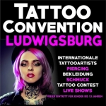 Tattoo Convention Ludwigsburg