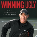 "Tennis Legende Brad Gilbert liest ""Winning Ugly"""