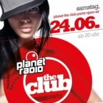 The Club Party Open Air - Planet Radio