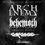 The European Siege Tour 2021 - Arch Enemy x Behemoth