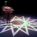 Bild: The Pentacle – eine Konzertinstallation