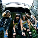 The Ramonas - The best female Ramones Tribute Band