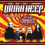 URIAH HEEP - special guest THE ZOMBIES