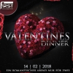 Valentines Dinner - First Club Magdeburg