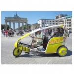 Bild: Velotaxi-Tour Berlin Highlights