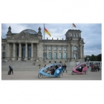 Velotaxi-Tour Das historische Berlin / The historic Berlin - Velotaxi-Tour Das historische Berlin / The historic Berlin