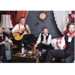 VILOU & the Gipsy Gentlemen