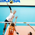 Bild: Volleyball Nations League - Frauen