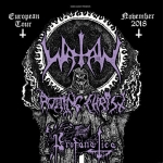 "Watain - ""Trident's Curse"" European Tour 2018"
