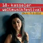 COCO MBASSI (HNA ABONNENTEN) - 18. Kasseler Weltmusikfestival