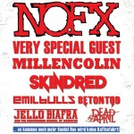 West Side Rockfest 2013 - NOFX, Millencolin, Skindred, Emil Bulls, Jello Biafra