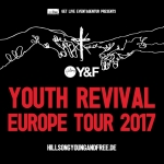 Hillsong Young & Free - Youth Revival Europe Tour