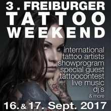 Bild: Freiburger Tattoo Weekend