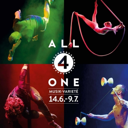 Bild: All4One - Das Sommer-Varieté