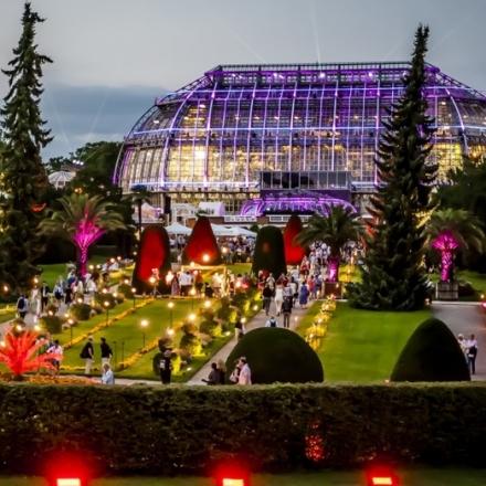 Botanische Nacht Tickets Karten Bei Adticketde