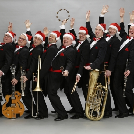 Bild: Brass Band Berlin - Swinging Christmas