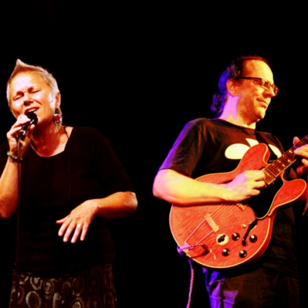 Bild: Burkhard Mayer Blues Band